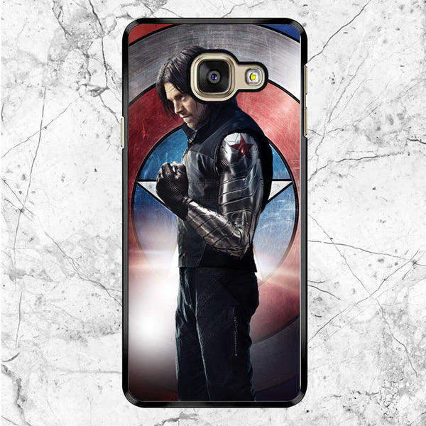 Captain America Bucky Samsung Galaxy A8 2017 Case