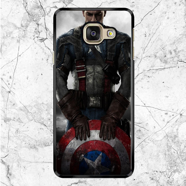Captain America Marvel Civil War Samsung Galaxy A9 Pro Case