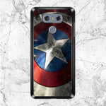 Captain America Shield LG G6 Case