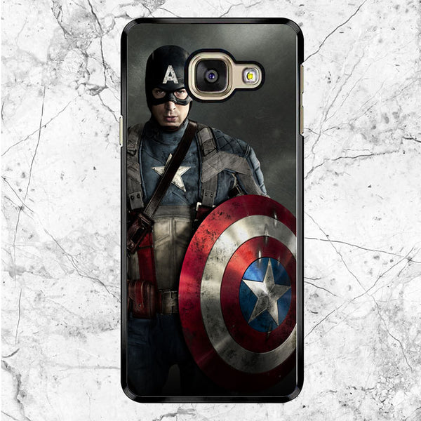 Captain America War Samsung Galaxy A8 2017 Case