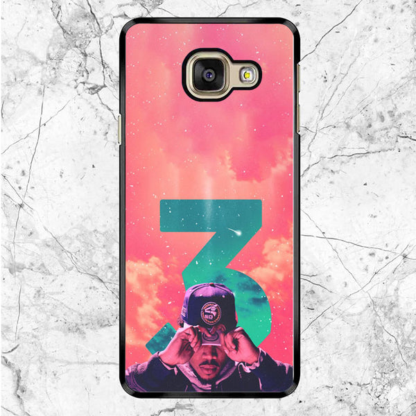 Chance The Rapper 3 Samsung Galaxy A8 2017 Case
