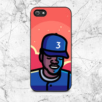 Chance The Rapper Art iPhone 5|5S|SE Case