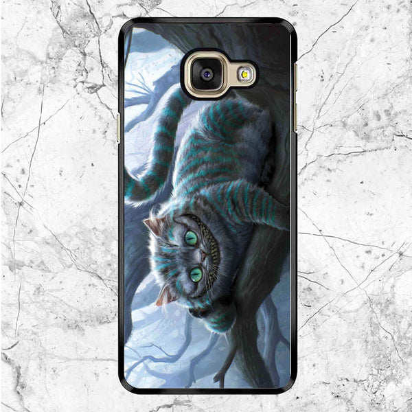 Chesire Cat Alice In Wonderland Samsung Galaxy A8 2017 Case