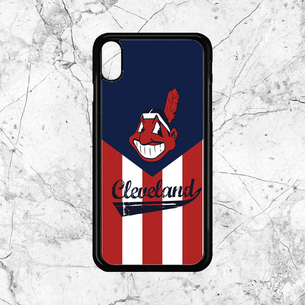 Cleveland Indians Flag iPhone XR Case