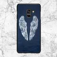 Coldplay Ghost Stories Samsung Galaxy A8 2018 Case