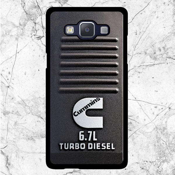 Cummins Turbo Diesel Engine Samsung Galaxy J3 2016 Case | Sixtyninecase
