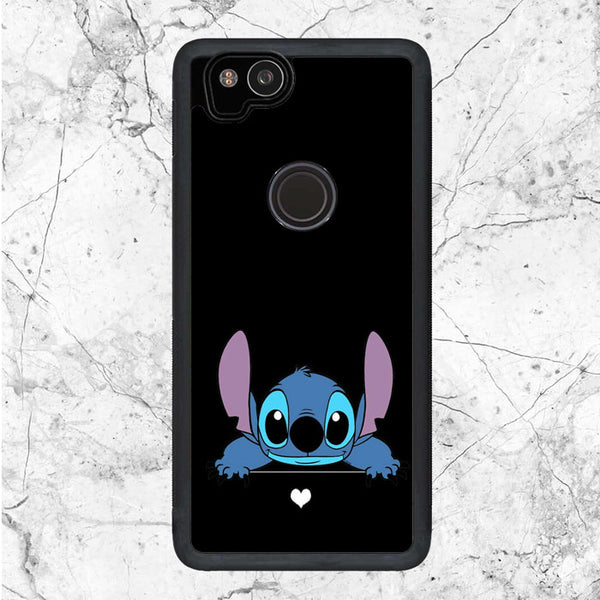 Cute Stitch Love Ohana Google Pixel 2 Case | Sixtyninecase