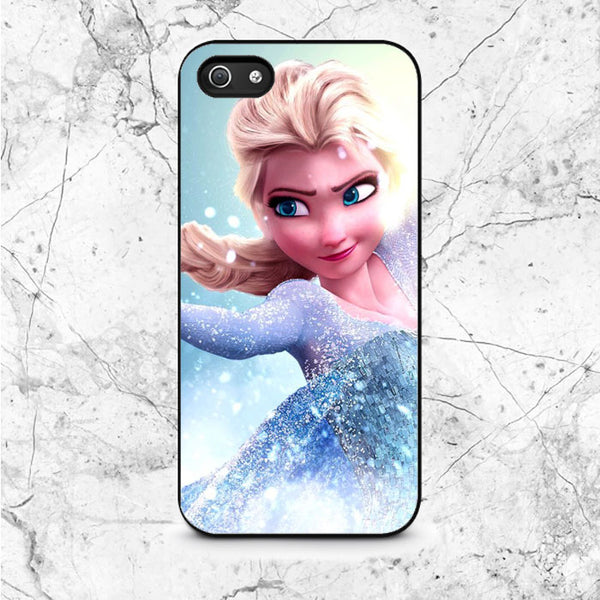 Dancing Elsa Frozen iPhone 5|5S|SE Case