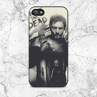 Daryl Dixon Fight The Dead iPhone 5|5S|SE Case