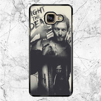 Daryl Dixon Fight The Dead Samsung Galaxy A9 Pro Case