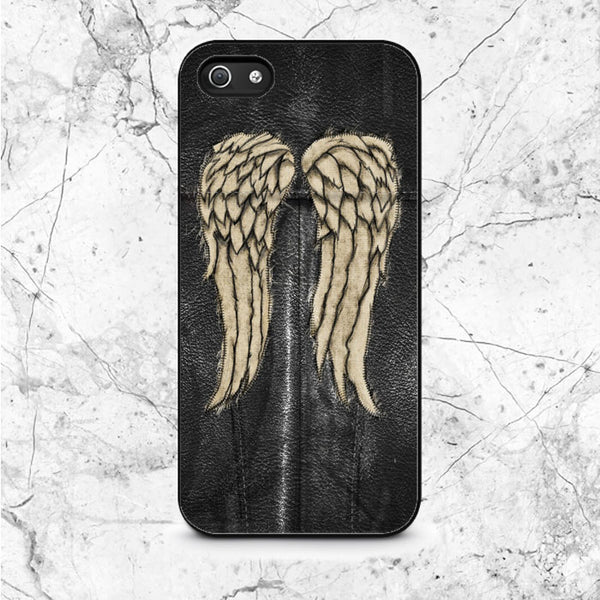Daryl Dixon Wings The Walking Dead iPhone 5|5S|SE Case