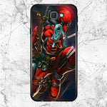 Deadpool In Action Samsung Galaxy J7 2016 Case | Sixtyninecase