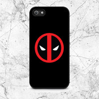 Deadpool Logo iPhone 5|5S|SE Case
