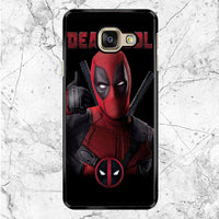 Deadpool Poster Samsung Galaxy A8 2017 Case