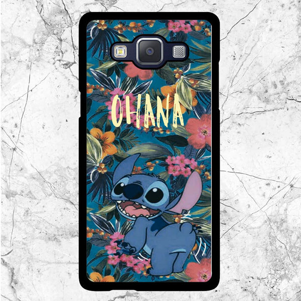 Disney Stitch Ohana Quotes Samsung Galaxy J3 2017 Case | Sixtyninecase