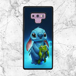 Disney Stitch With Frog Samsung Galaxy Note 9 Case | Sixtyninecase