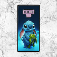 super popular 90b78 57614 Disney Stitch With Frog Samsung Galaxy Note 9 Case | Sixtyninecase