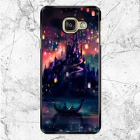 Disney Tangled Castle Samsung Galaxy A8 2017 Case