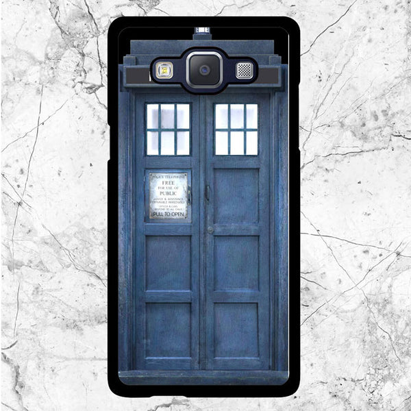 Doctor Who Tardis Samsung Galaxy J3 2017 Case