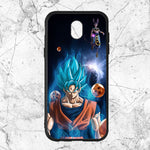 Dragon Ball Goku Vs Beerus Samsung Galaxy J7 2017 EURO Version Case