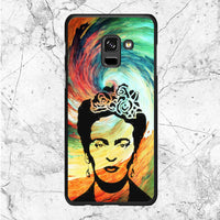 Frida Kahlo Painting Samsung Galaxy A8 Plus 2018 Case