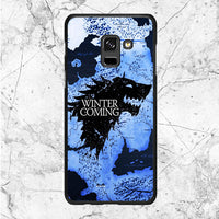 Game Of Thrones Winter Is Coming Samsung Galaxy A8 Plus 2018 Case