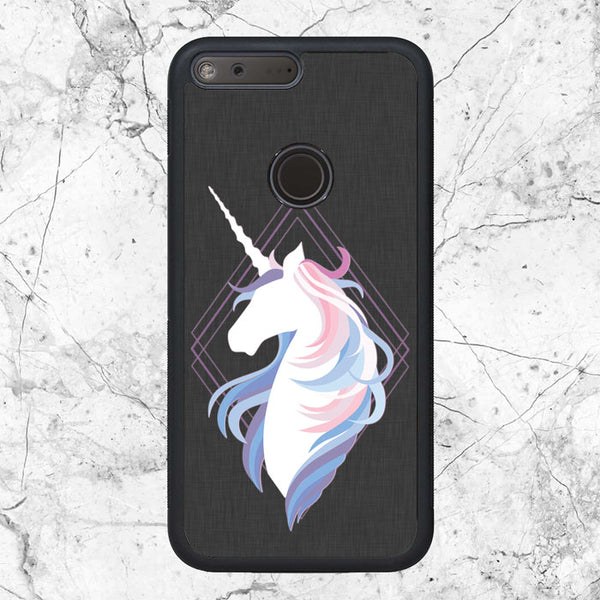 Digital Unicorn Art Google Pixel Case