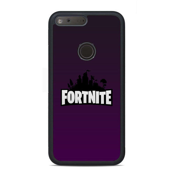 Fortnite Logos Google Pixel XL Case - Sixtyninecase