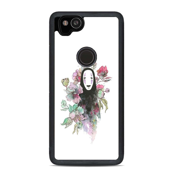 Ghibli Studio Spirited Away And Flower Google Pixel 2 Case - Sixtyninecase