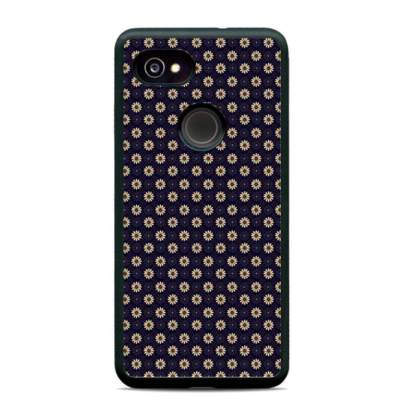 Abstract Daisy Flower Google Pixel 2 XL Case - Sixtyninecase