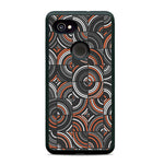 Abstract Quarter Of Circle Google Pixel 2 XL Case - Sixtyninecase