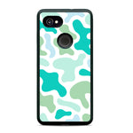 Abstract Shape Colorful Blue Google Pixel 2 XL Case - Sixtyninecase