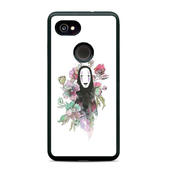 Ghibli Studio Spirited Away And Flower Google Pixel 2 XL Case - Sixtyninecase