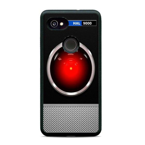 Red Silver Hal 9000 Google Pixel 2 XL Case - Sixtyninecase