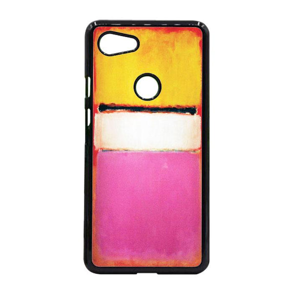 Color Art By Rothko Google Pixel 3 XL Case - Sixtyninecase