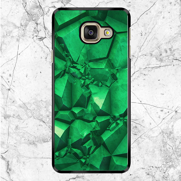 Green Emerald Samsung Galaxy A9 Pro Case