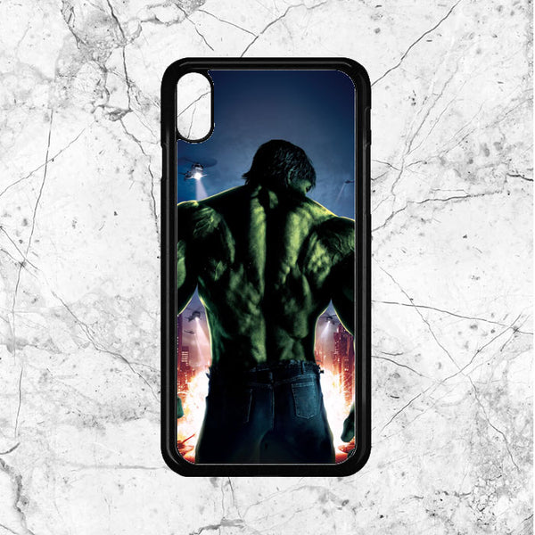 best website 35fed 587e7 Green Hulk iPhone X Case   Sixtyninecase