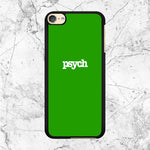 Green Psych Movie iPod 6 Case