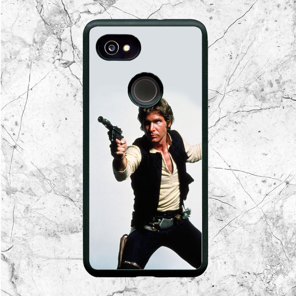 Han Solo Star Wars Google Pixel 2 XL Case | Sixtyninecase