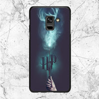 Harry Potter Expecto Patronum Samsung Galaxy A8 Plus 2018 Case