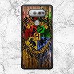 Hogwarts Harry Potter Wood Texture LG V20 Case | Sixtyninecase