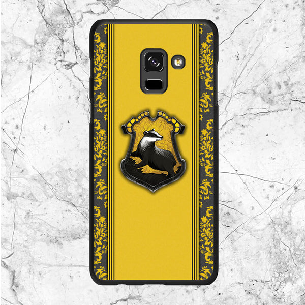 Hufflepuff Harry Potter Samsung Galaxy A6 2018 Case | Sixtyninecase