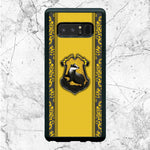 Hufflepuff Harry Potter Samsung Galaxy Note 8 Case | Sixtyninecase