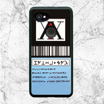 Hunter X Hunter License Card Google Pixel 2 XL Case | Sixtyninecase
