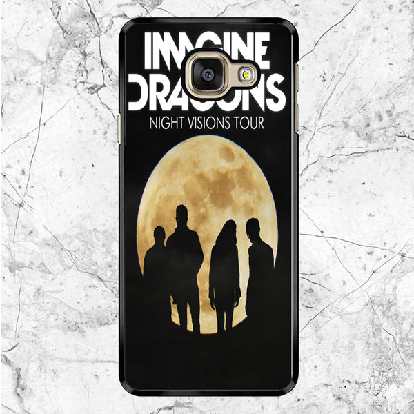 Imagine Dragons Night Vision Tour Samsung Galaxy A9 Case