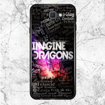 Imagine Dragons Quotes Samsung Galaxy J7 2016 Case