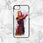 Scarlet Witch Avenger Infinity War iPhone 7 Case