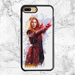 Scarlet Witch Avenger Infinity War iPhone 7 Plus Case