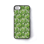 Abstract Circular Green Case iPhone 7 Case - Sixtyninecase