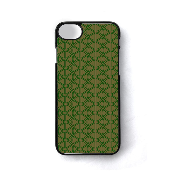 Abstract Green Lemon iPhone 7 Case - Sixtyninecase